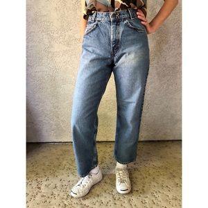 a72344788d3 Levi s Jeans -  vintage  Levis 562 orange tab student jeans
